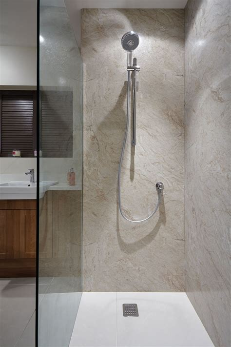 Tile Panels For Bathroom by Nuance Laminate Panelling Is An Ideal Alternative To