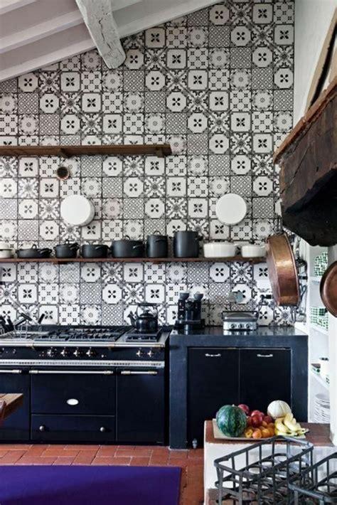 carrelage cuisine noir carrelage cuisine noir et blanc stunning attrayant