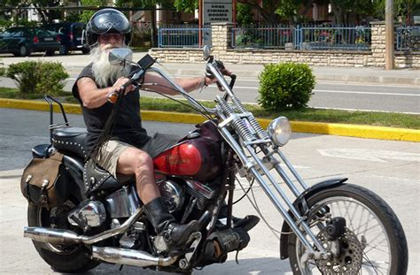 7 Types Of Biker You'll Meet On The Road