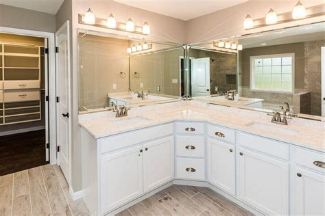 30 Bathrooms With Lshaped Vanities