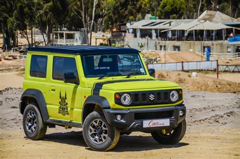Review Suzuki Jimny by Suzuki Jimny 1 5 Glx 2019 Review W Cars Co Za