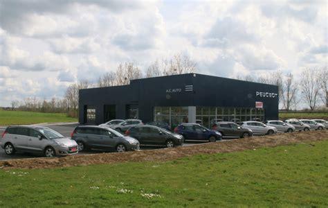 Ouverture Garage Peugeot  La Chataigneraie Site