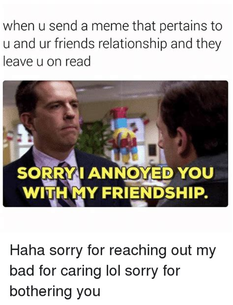 Bad Friend Meme - funny bothering memes of 2017 on sizzle jobbed