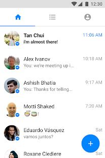messenger lite for android techykeeday