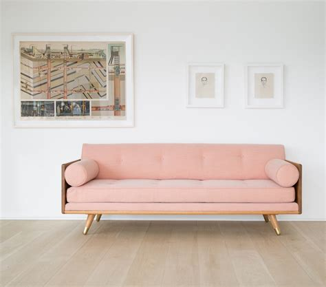 Pale Pink Sofa by Light Pink Sofa 16 Ultra Chic Blush Pink Sofas How To