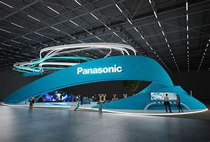 Exhibition, Stand, Design, Panasonic