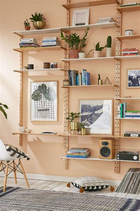home interior shelves 31 unique wall shelves that storage look beautiful