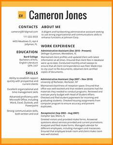 7 best resume template 2017
