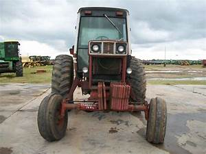 International Tractor 1486