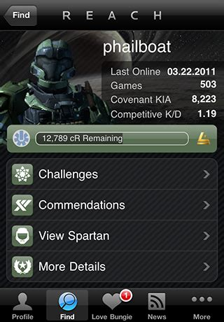 Bungie Mobile by Bungie Net Welcome To Bungie Mobile 6 13 2011 12 01 Pm Pdt