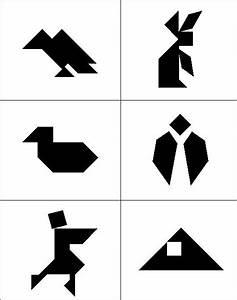 tangram puzzle patterns printable « eoropeza1