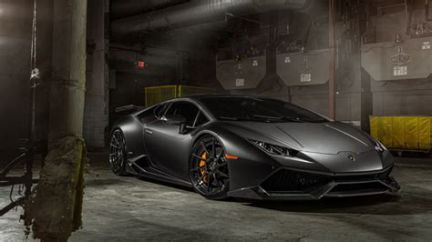 Wallpaper Adv10r, Adv1 Wheels, Lamborghini Huracan, Lp610