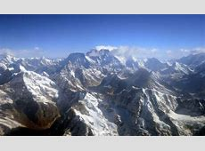 Top 10 facts you never knew about mountains Expresscouk