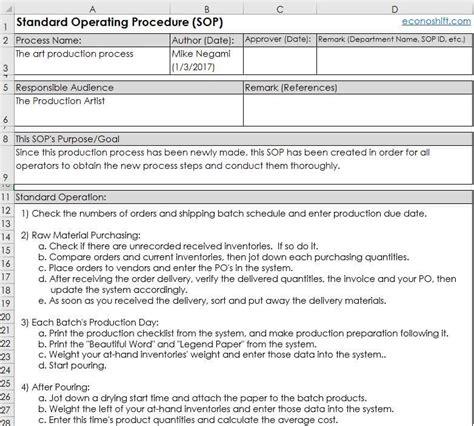 excel template  downloads econoshiftcom