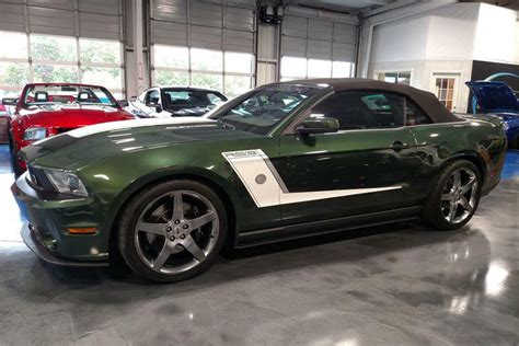 Rs3 Convertible by 2012 Roush Mustang Rs3 Convertible 189933