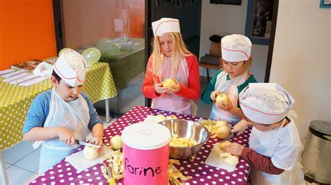 ateliers cuisine enfants les ptits cuistots la cuisine de nadjette