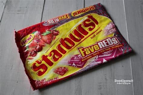 candy wrapper doodlecraft wrapper starburst wrapper link bracelet