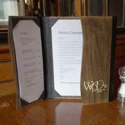 wooden menu covers original wood menus  menushop