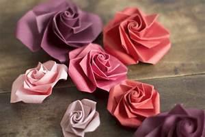 Comment Faire Des Roses En Papier : pinterest ~ Melissatoandfro.com Idées de Décoration
