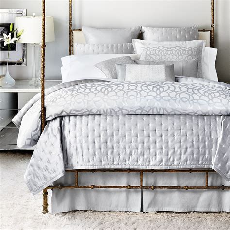 hudson park luxe modern lace bedding bloomingdale s