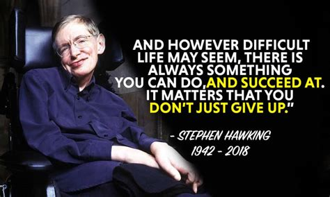 Stephen Hawking Quotes 22 Genius Stephen Hawking Quotes To Remember Him