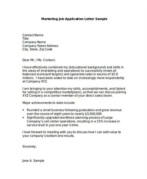 application letter examples samples  edita ble