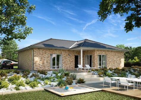 kern haus bungalow bungalow balance klinker kern haus barrierefrei bauen