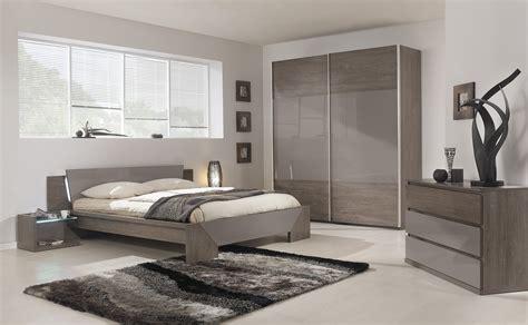 Grey Wood Bedroom Furniture Set For Modern Bedroom