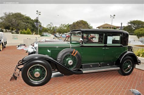 1928 Cadillac Town Sedan by Auction Results And Data For 1928 Cadillac Series 341a