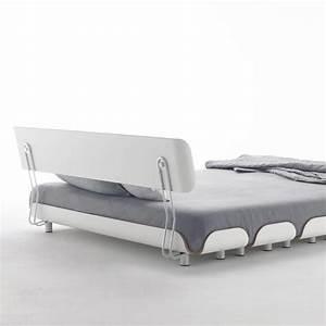 Bett Mit Rückenlehne : stadtnomaden bett tiefschlaf r ckenlehne 160 cm stadtnomaden gmbh ~ Orissabook.com Haus und Dekorationen