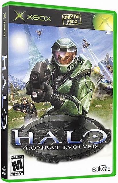 Halo Evolved Combat Launchbox 3d Box