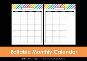 2 page monthly planner template driverlayer search engine With 2 page weekly calendar template