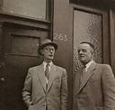 Johannes Kleiman en Victor Kugler. | Anne frank, Anne ...