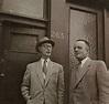 Johannes Kleiman en Victor Kugler.   Anne frank, Family ...