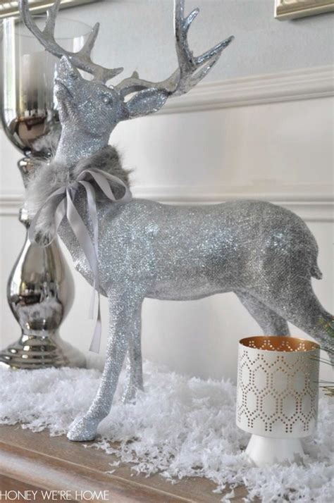 pottery barn pulls snowflake christmas decor honey we 39 re home