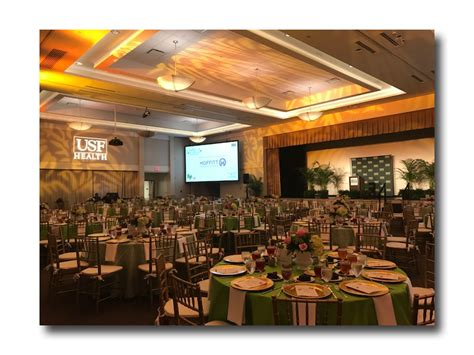 tampas premier corporate meeting  conference event