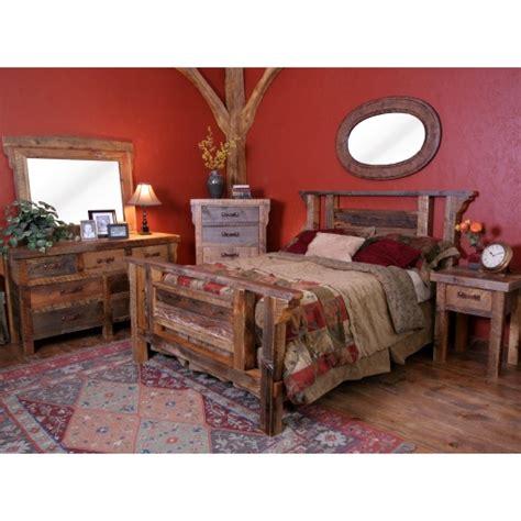 barnwood bedroom set viking pioneer barnwood bedroom set