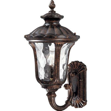 volume lighting 1 light vintage bronze outdoor wall mount