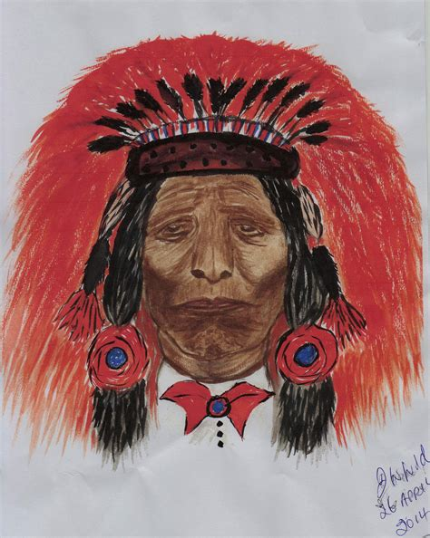 Indian Chief Image by Jean Wilde Indian Chief Eac Awards