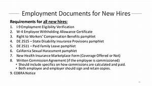 understanding california39s new paid sick leave law and With documents required for employment