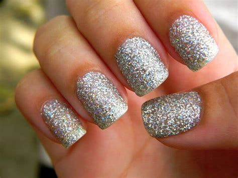 glamour  elegance  glitter nails indian beauty tips