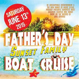 Father's Day SUNSET Family Boat Cruise