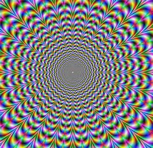 video une illusion doptique hallucinante medisite With toute les couleurs de peinture 9 illusion doptique