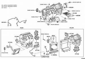 Toyota Camry A  C Evaporator Core  Evaporator  Cooler  No 1