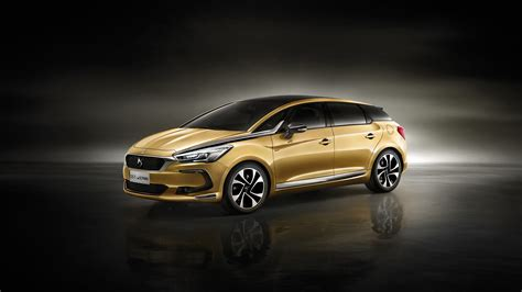 2015 Citroen Ds 5 Wallpaper