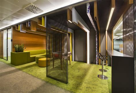 A Flexible and Dynamic Office Design from Boytorun