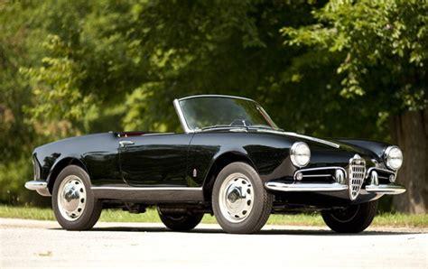 1956 Alfa Romeo Giulietta Spider  Gooding & Company