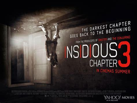 Insidious, Trailer film, Movie facts