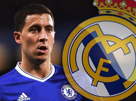 Eden Hazard admits there is 'no sign' of a new deal at ...