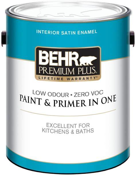 Behr Premium Plus Behr Premium Plus® Interior Satin Enamel